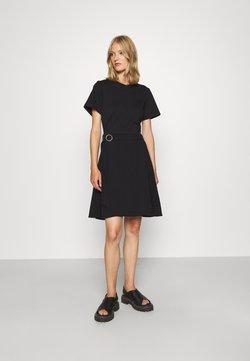 The Kooples - DRESS - Vestido ligero - black