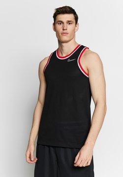 Nike Performance - DRY CLASSIC - Débardeur - black/white