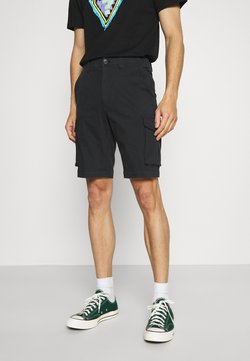 Selected Homme - SLHAIDEN CARGO - Shorts - black