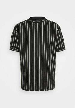 Nominal - CORE - T-Shirt print - black/white
