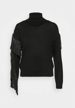 Pinko - LITUANIA - Strickpullover - black