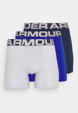 Under Armour - CHARGED 3 PACK - Culotte - royal