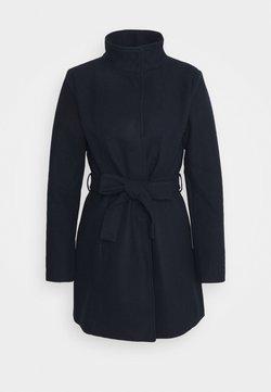 Vila - VICOOLEY NEW COAT - Classic coat - navy blazer