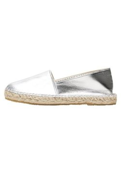 Selected Femme - Espadrillot - silver