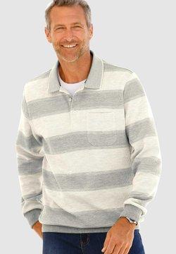Roger Kent - Poloshirt - ecru grau