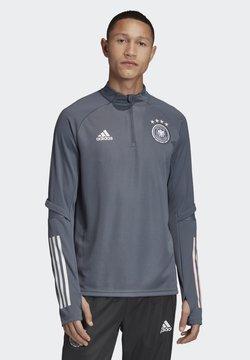 adidas Performance - DEUTSCHLAND DFB TRAINING SHIRT - Voetbalshirt - Land - onix