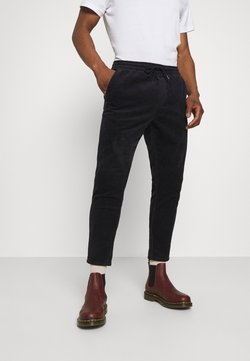 Only & Sons - ONSLINUS LIFE CROPPED - Pantalon classique - dark navy