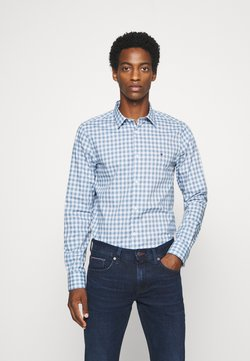 Tommy Hilfiger - FLEX HTOOTH GINGHAM - Chemise - blue