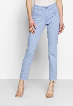 TOM TAILOR - TOM TAILOR ALEXA SLIM - Slim fit jeans - parisienne blue