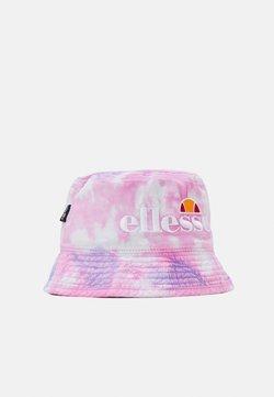 Ellesse - HALLAN BUCKET HAT UNISEX - Hut - pink