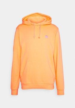 adidas Originals - ESSENTIAL HOODY UNISEX - Kapuzenpullover - hazy orange