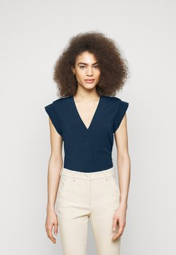 WEEKEND MaxMara - MULTIC - T-Shirt basic - chinablau