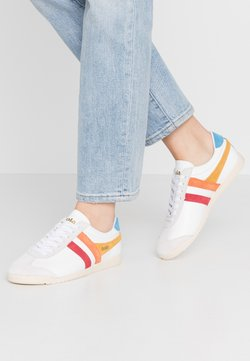 Gola - BULLET TRIDENT - Sneakers laag - white/multicolor