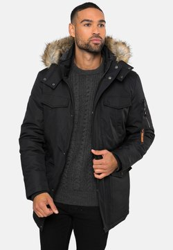 Threadbare - ESTATE PADDED - Winterjacke - schwarz