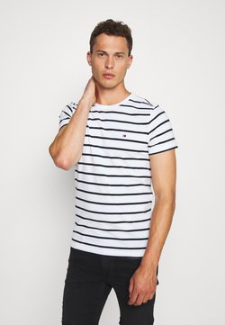 Tommy Hilfiger - Basic T-shirt - white