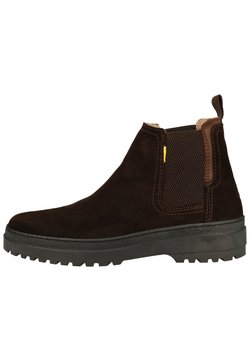 camel active - Stiefelette - dark brown c