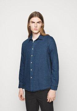 PS Paul Smith - MENS REGULAR FIT SHIRT TRIM - Koszula - denim blue