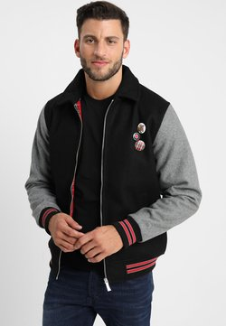 HARRINGTON - TEDDY - Bomberjacke - noir