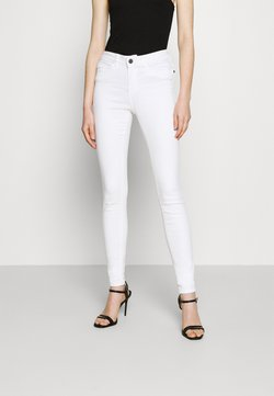 Noisy May - NMLUCY  - Jeans Skinny Fit - bright white