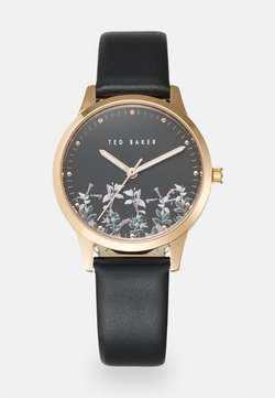 Ted Baker - FITZROVIA JARDIN - Horloge - black
