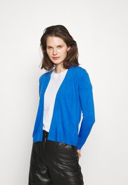 Marks & Spencer London - CASHMILON - Gilet - blue