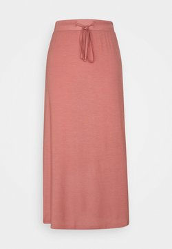 Vero Moda Petite - VMAVA ANCLE SKIRT - Maxirock - old rose