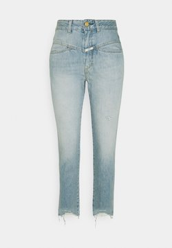 CLOSED - PEDAL PUSHER - Jeans relaxed fit - mid blue