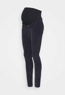 Esprit Maternity - PANTS  - Pantalones - night sky blue