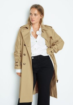 Violeta by Mango - BOGARTY7 - Trench - beige