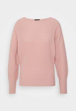 More & More - SLEEVE - Jersey de punto - pastel rose