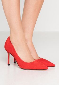 HUGO - INES  - Hoge hakken - bright red