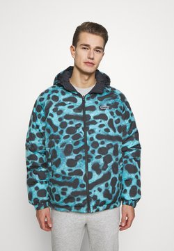 Lacoste - LACOSTE X NATIONAL GEOGRAPHIC - Winterjacke - frog/abysm
