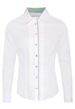 Almsach - OTTI  - Hemdbluse - white