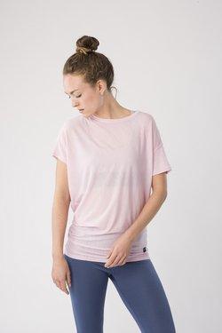 super.natural - YOGA - T-Shirt print - rose