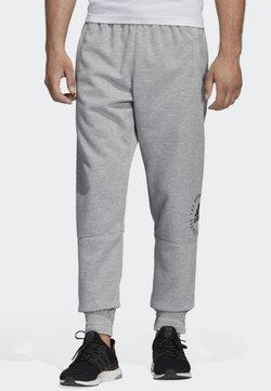 adidas Performance - SPORT ID PANTS - Jogginghose - grey