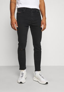 Diesel - D-AMNY-Y - Jeans Skinny Fit - washed black