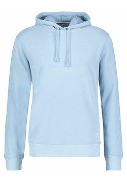 Marc O'Polo - SWEATSHIRT MIT KAPUZE - Bluza z kapturem - blau