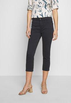Esprit - CAPRI - Jeans slim fit - navy