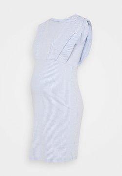 MAMALICIOUS - MLMAE MARIE DRESS - Freizeitkleid - spectrum blue
