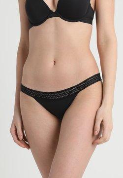 DKNY Intimates - CLASSIC TRIM - Slip - black