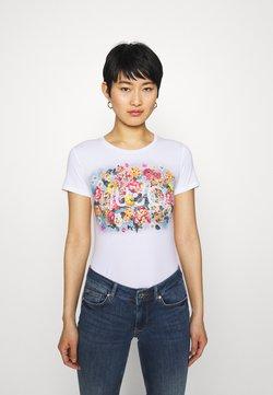 Liu Jo Jeans - MODA - T-Shirt print - white
