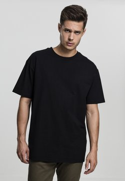 Urban Classics - HEAVY OVERSIZED TEE - T-Shirt basic - black