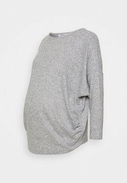 Dorothy Perkins Maternity - COSY - Camiseta de manga larga - grey