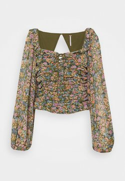 Free People - MABEL PRINTED BLOUSE - Bluse - multi-coloured