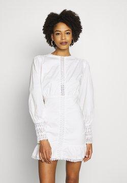 Trendyol - BEYAZ - Korte jurk - white