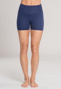 Zoe Leggings - ECLIPSE  - Shorts - blue