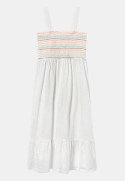 GAP - GIRL DRESS - Vestito lungo - new off white