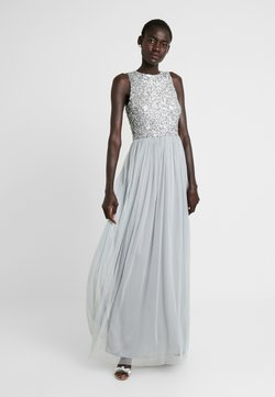 Lace & Beads Tall - PICASSO - Ballkleid - grey