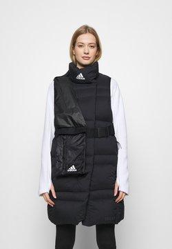 adidas Performance - URBAN COLD.RDY OUTDOOR DOWN VEST - Liivi - black