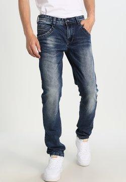 Cars Jeans - BLACK STAR - Slim fit jeans - stone used